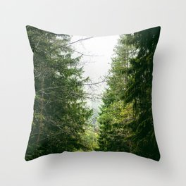 Westwitch Woods Throw Pillow