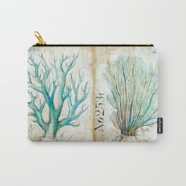Blue Coral No. 2 Carry-All Pouch