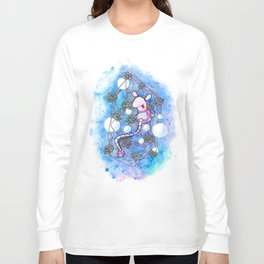 The strings and skeins universe Long Sleeve T-shirt