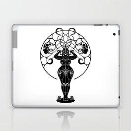 Indian Priestess Laptop & iPad Skin