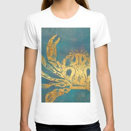 Deep Sea Life Crab T-shirt