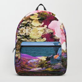 The Collection of Questions I Brought to the Sea Backpack