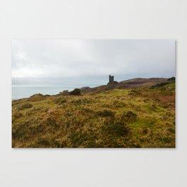 West Cork Tower Canvas Print