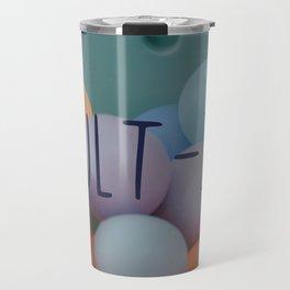 Adult-ish balls Travel Mug