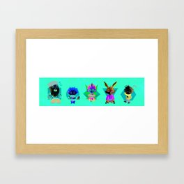 ROTG- Rise of the Sweaters Framed Art Print
