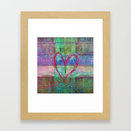 For when the segmentation resounds, abundantly. 14 Framed Art Print