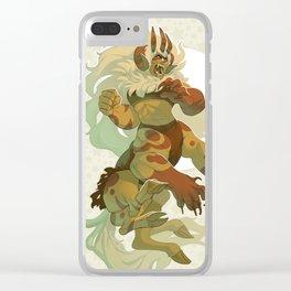 Jasper Fusion Clear iPhone Case