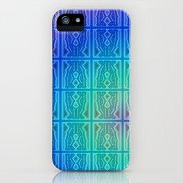 K - pattern iPhone Case