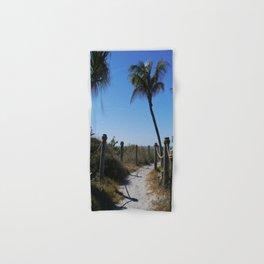 Captiva Island Beach Access Hand & Bath Towel
