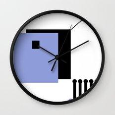 haus 2 Wall Clock