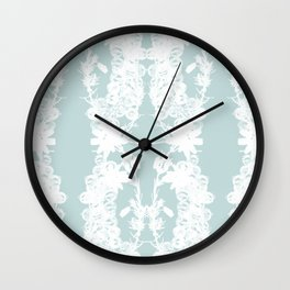 Heather and Crystal Collection Wall Clock