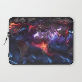 Beauty of Pollution Laptop Sleeve