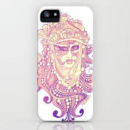 carnevale di venezia iPhone Case