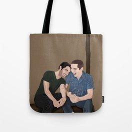 Laugh Together Tote Bag