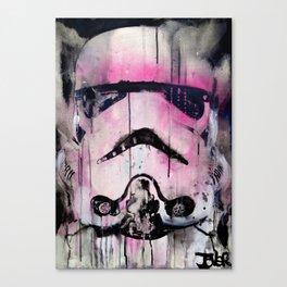 POP TROOPER Canvas Print
