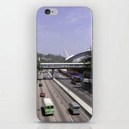 Sha Tin iPhone Skin
