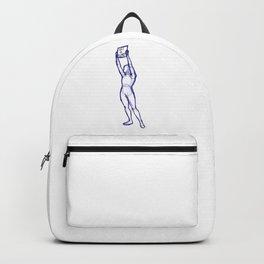 Art vs Trump Backpack