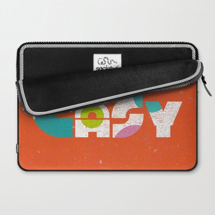 Take It Easy Laptop Sleeve