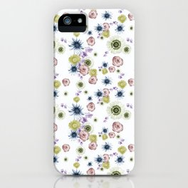 Florence White iPhone Case