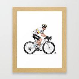 Sergio Henao Framed Art Print