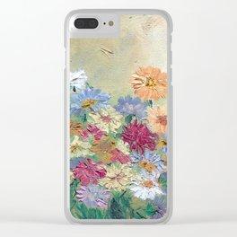 Vaso II (Vase II) Clear iPhone Case