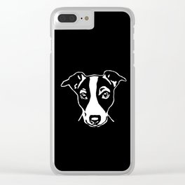 JACK  RUSSELL TERRIER Clear iPhone Case