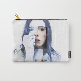 Luna (Bloody Mirror series) Carry-All Pouch