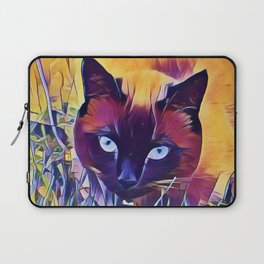 Here Kitty Kitty Kitty Laptop Sleeve