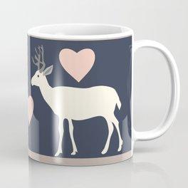 Romantic deer Coffee Mug