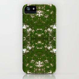 Green Man iPhone Case