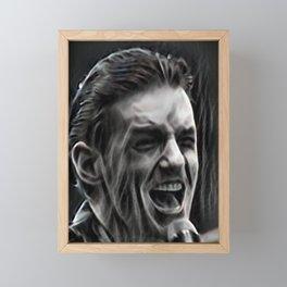 Falco Framed Mini Art Print