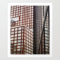 Hip to Be a Square Art Print