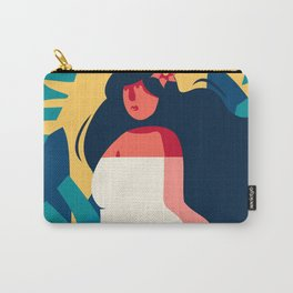 Woman owner of herself Carry-All Pouch