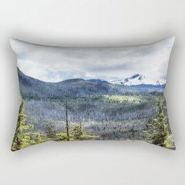 Devastating Beauty Rectangular Pillow