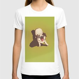 Pug in the Park T-shirt