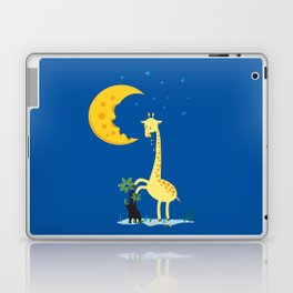 The Delicious Moon Cheese Laptop & iPad Skin