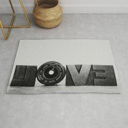 Love is ... Rug