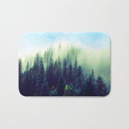 Spring forest Bath Mat