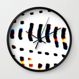 Digital Jacques Wall Clock