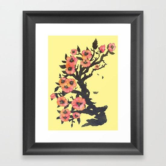 Cherise Framed Art Print