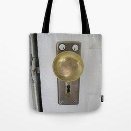 The Door to Wonderland Tote Bag