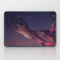 the cure iPad Cases featuring The Miraculous Cure by Ian Vicknair