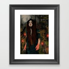 The Keepers - Guiding Lights Framed Art Print