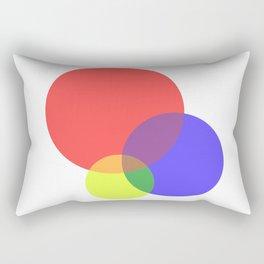 Colour Code Rectangular Pillow