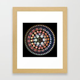 Byzantium Framed Art Print