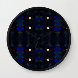 Heart Felt Wall Clock