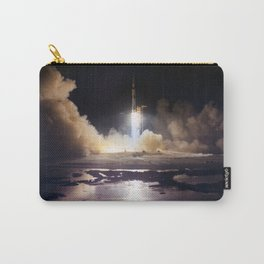 Apollo 17 - Night Launch Carry-All Pouch