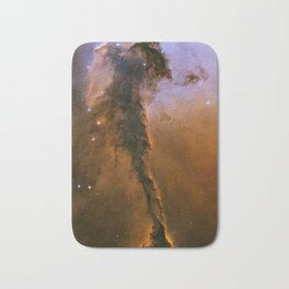 Eagle Nebula Bath Mat