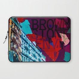 """""""Brownstone Envy"""" Laptop Sleeve"""