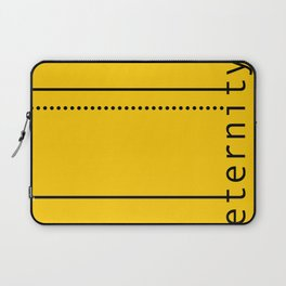 Eternity Laptop Sleeve